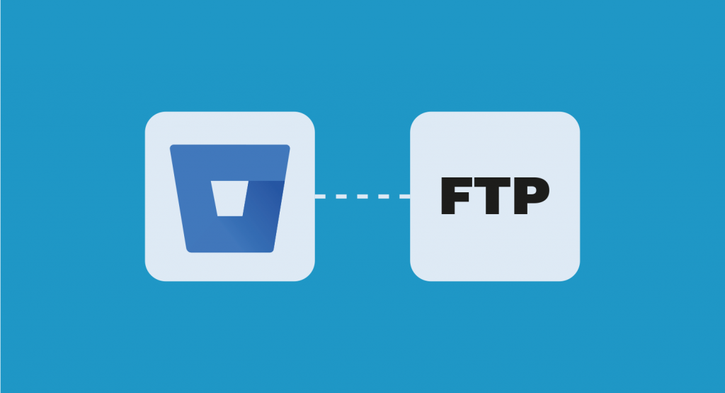 Deploy from Bitbucket to ftp